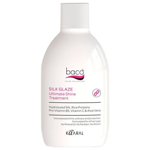 Kaaral Baco Silk Glaze Лосьон для волос интенсивный, 250 мл ducray неоптид лосьон от выпадения волос для мужчин 100 мл