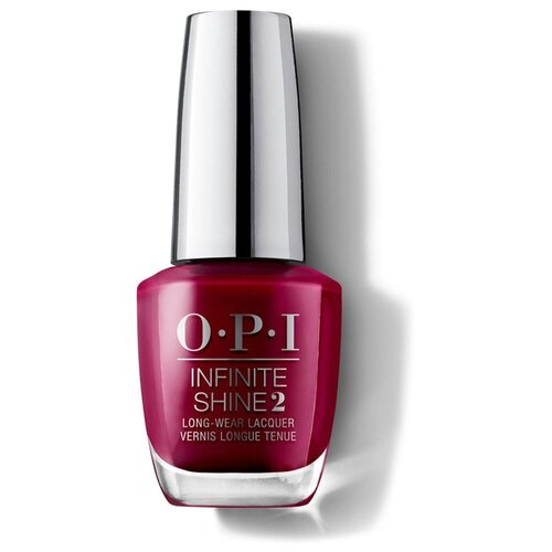 Лак OPI Infinite Shine, 15 мл, оттенок Berry On Forever opi лак с преимуществом геля infinite shine 15 мл 237 цветов a rose at dawn…broke by noon iconic