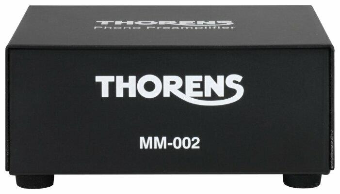Фонокорректор Thorens MM 002 черный фото 1