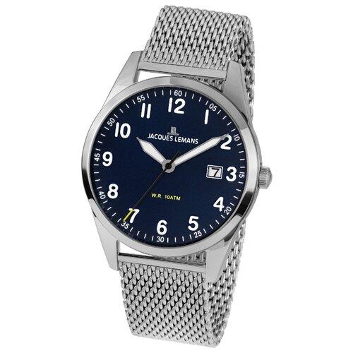 Наручные часы JACQUES LEMANS 1-2002J наручные часы jacques lemans 1 1850zd