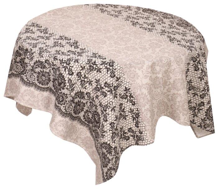 Скатерть Текстильная лавка Кружево (Скр_150_7) 150х150 см