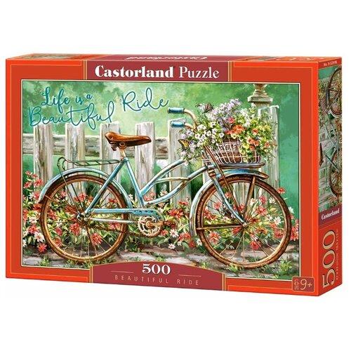 Купить Пазл Castorland Beautiful Ride (B-52998), 500 дет., Пазлы