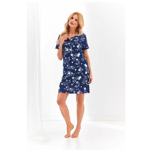 Сорочка Taro размер S темно-синий жилет женский u s polo assn цвет темно синий g082sz0100mia8k vr033 размер 34 42