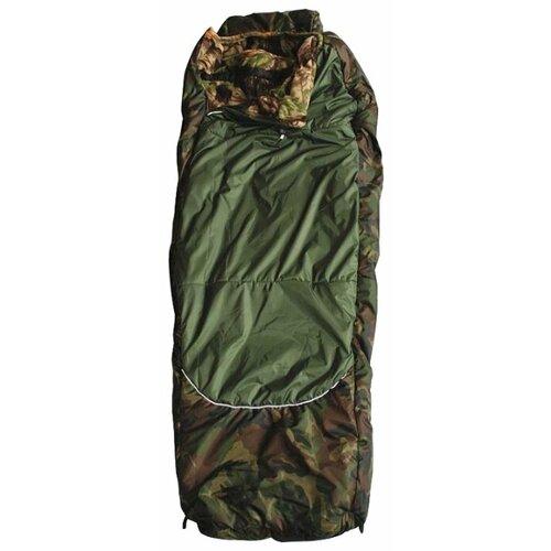 Спальный мешок Спортивные Мастерские Комфорт -5°С/-15°С камуфляж