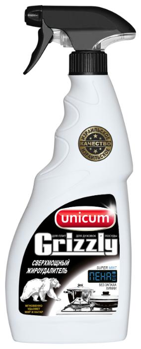 Жироудалитель для плит и духовок Grizzly Unicum