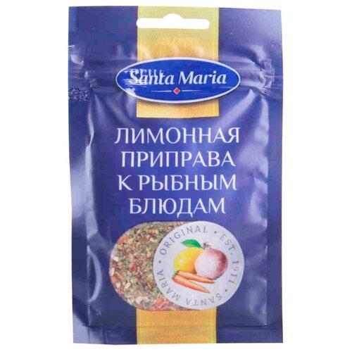Santa Maria Лимонная к рыбным блюдам, 23 гСпеции, приправы и пряности<br>