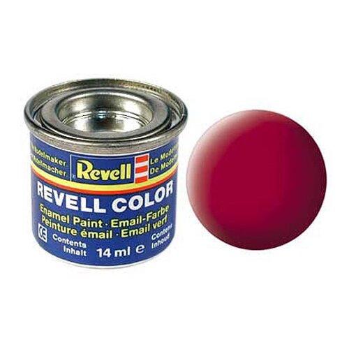 Эмалевая краска карминная РАЛ 3002 матовая