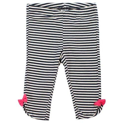 Купить Бриджи V-Baby размер 110, бело-синий, Капри и бриджи