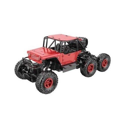 Купить Внедорожник Пламенный мотор Краулер Штурм (870302/870303) 36 см красный, Радиоуправляемые игрушки