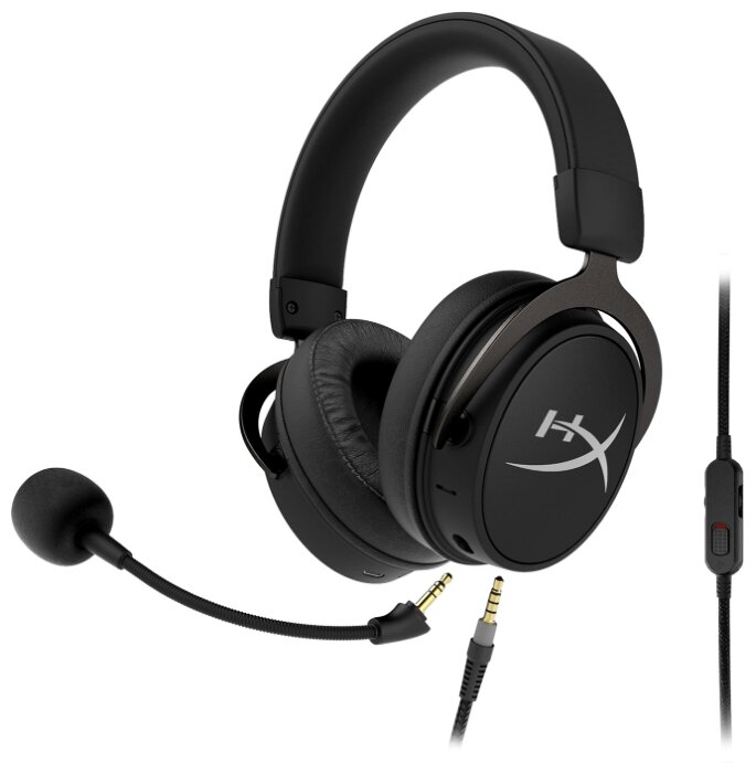 Kingston HyperX Cloud Mix Wired Black