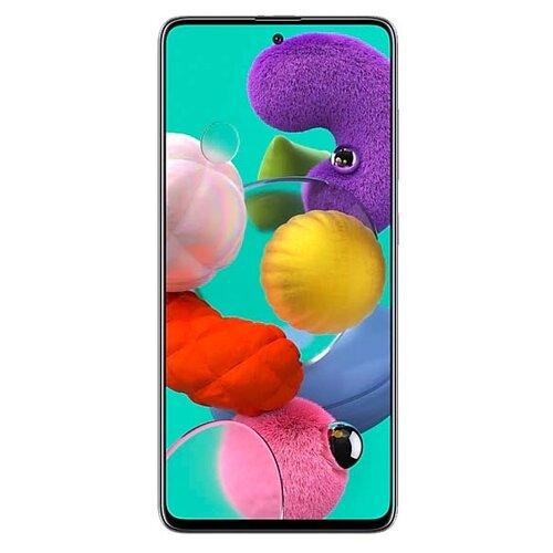 Купить Смартфон Samsung Galaxy A51 64GB черный (SM-A515FZKMSER)