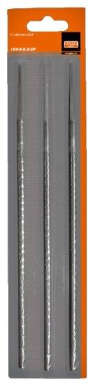 Набор напильников BAHCO 168-8-4.0-3P (3 шт.)