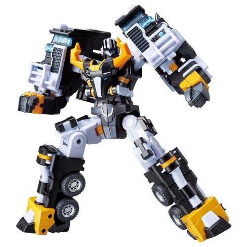 Трансформер YOUNG TOYS Tobot Galaxy detectives Bigtrail 301094 белый/черный, Роботы и трансформеры  - купить со скидкой