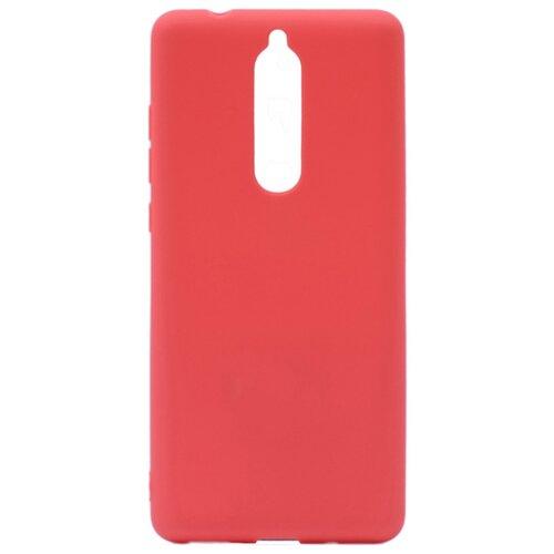 Чехол Gosso 198751W для Nokia 5.1 красный
