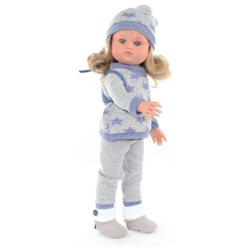 Кукла Lamagik Нэни в сером костюме, 42 см, 42010C