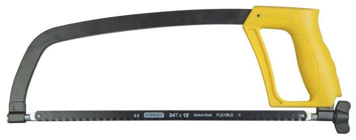 Стоит ли покупать Ножовка по металлу STANLEY 1-15-122 300 мм - 4 отзыва на Яндекс.Маркете