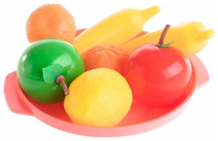 Набор продуктов с посудой Пластмастер Компот 21063