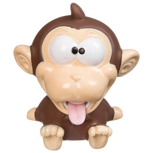 Купить Игрушка-мялка BONDIBON Покажи язык Обезьяна, Игрушки-антистресс