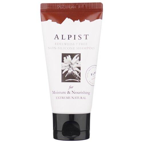 Alpist шампунь Увлажнение и питание без сульфатов и силиконов 50 млШампуни<br>