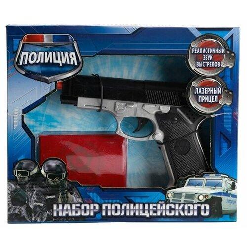 Игровой набор Играем вместе Полиция B404508-R игра играем вместе набор полиция b1616121 r