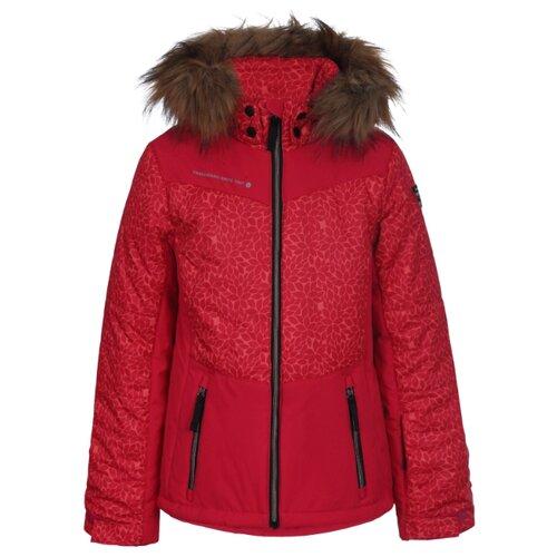 Куртка LUHTA 232067467L6V660 размер 146, розовыйКуртки и пуховики<br>