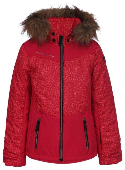 Куртка LUHTA 232067467L6V660 размер 140, розовый