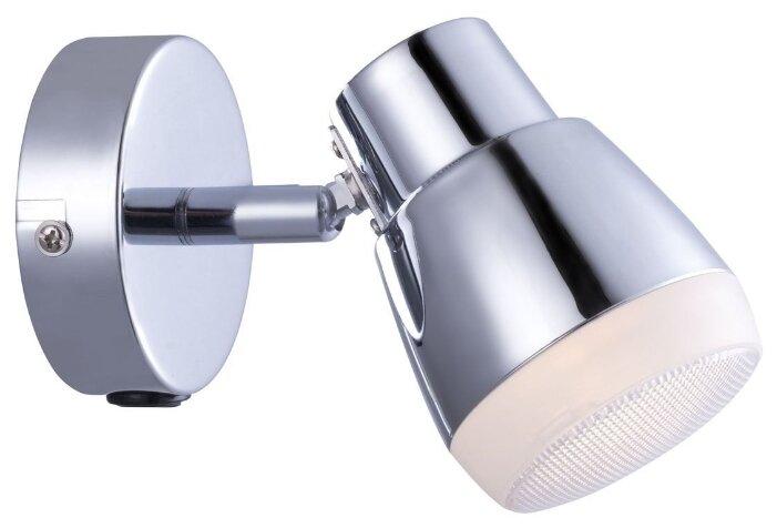 Бра Arte Lamp A5621AP-1CC, серый металлик