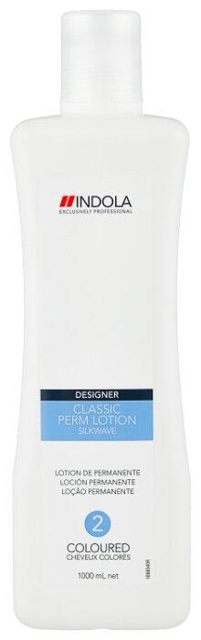 Indola Designer Лосьон для химической завивки для тонких, окрашенных волос - 2, 1000 мл