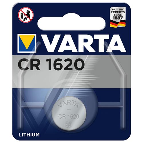 Батарейка VARTA CR1620 1 шт блистер