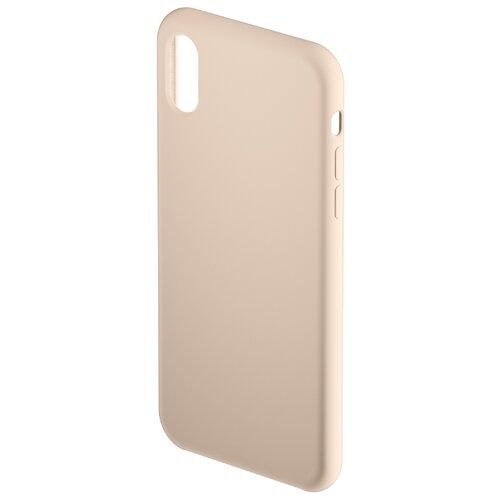 Чехол INTERSTEP Soft-Touch для Apple iPhone Xr розовыйЧехлы<br>