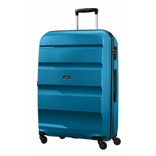 Чемодан American Tourister Bon Air 91 л, синий