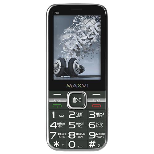 Купить Телефон MAXVI P18 камуфляж