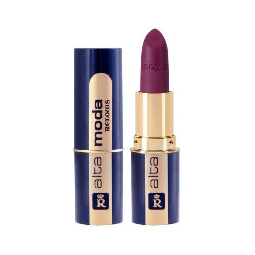 Relouis Помада для губ Alta Moda матовая, оттенок 20 Purple Velvet