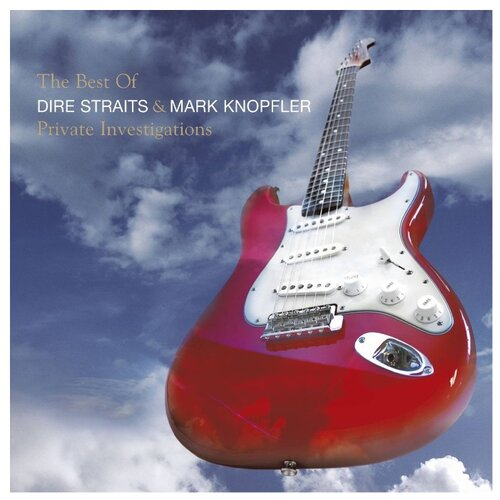 Dire Straits & Mark Knopfler. The Best Of Private Investigations (CD) dire straits dire straits dire straits