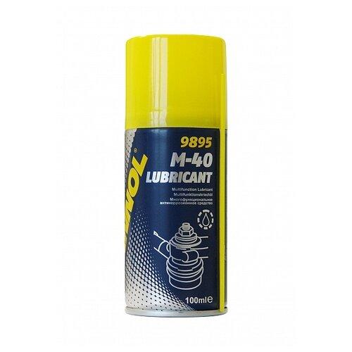 Автомобильная смазка Mannol M-40 0.1 л mannol motor doctor 0 35 л