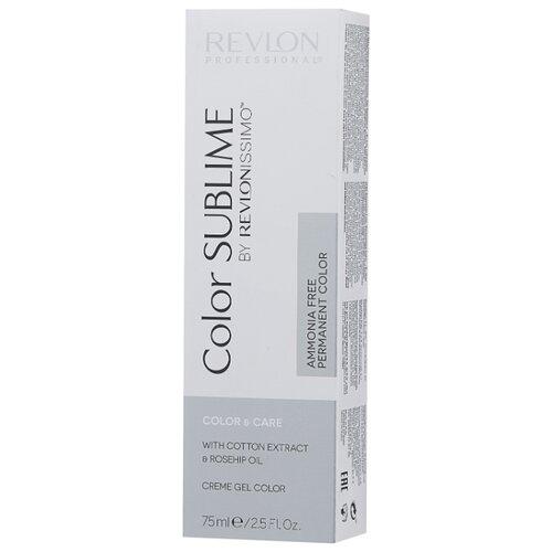 Купить Revlon Professional Revlonissimo Color Sublime стойкая краска для волос, 7.41 блондин медно-пепельный, 75 мл