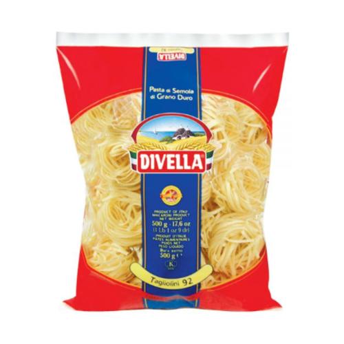 Divella Макароны Tagliolini 92, 500 г