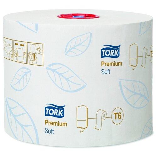 Туалетная бумага TORK Premium 127520 1 рул. туалетная бумага tork universal 120195 1 рул