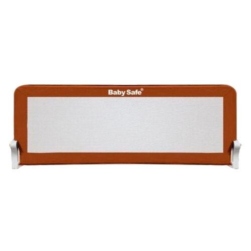 Купить Baby Safe Барьер на кроватку 120х67 см XY-002A.SC коричневый, Ворота безопасности, перегородки