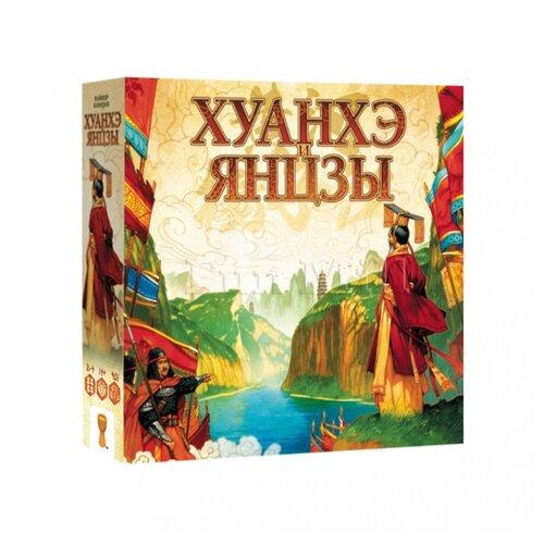 Настольная игра Lavka Games Хуанхэ и Янцзы