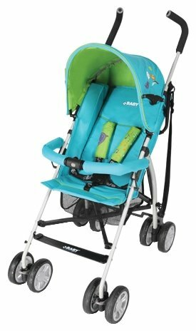 Прогулочная коляска Baby Design Buggy