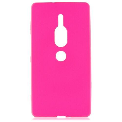 Чехол Rosco XZ2P-COLOURFUL для Sony Xperia XZ2 Premium розовый