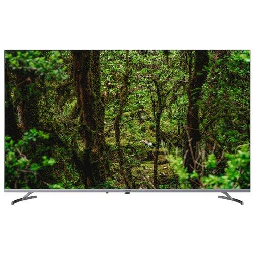 Фото - Телевизор HARPER 65U770TS 65 (2020) черный/серый металлик телевизор