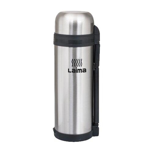 Классический термос Лайма 601405, 1.8 л стальной