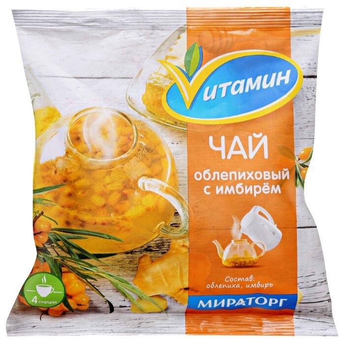 Vитамин Чай облепиховый с имбирем замороженный 300 г