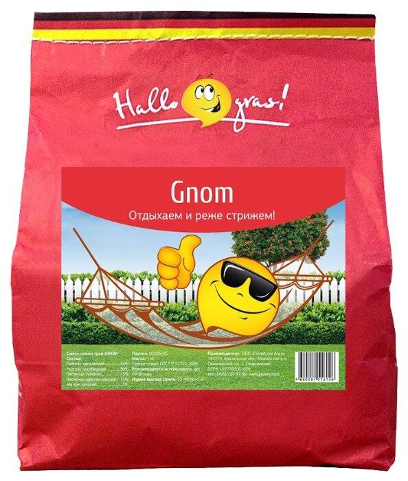 Смесь семян Hallo Gras! Gnom, 1 кг