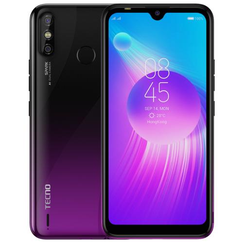 Смартфон TECNO Spark 4 Air темно-пурпурный