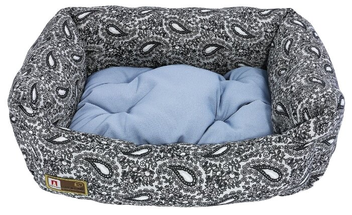 Лежак для кошек, для собак Зоогурман Саваж 56х45х16 см
