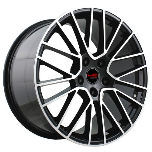 Колесный диск LegeArtis PR521 11.5x22/5x130 D71.6 ET61 BKF legeartis ct concept pr521 11x21 5x130 d71 6 et58 bkf