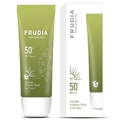 Frudia крем восстанавливающий с авокадо, SPF 50, 50 мл